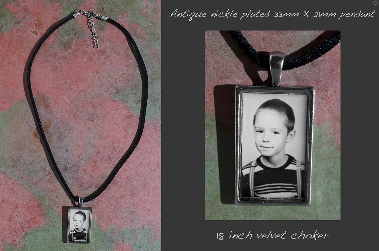 Turn your image into jewelry.
