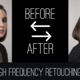 High Frequency Retouching
