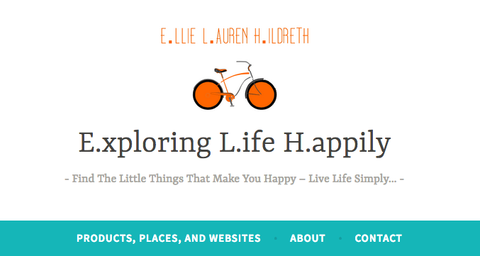 Exploring Life Happily Blog