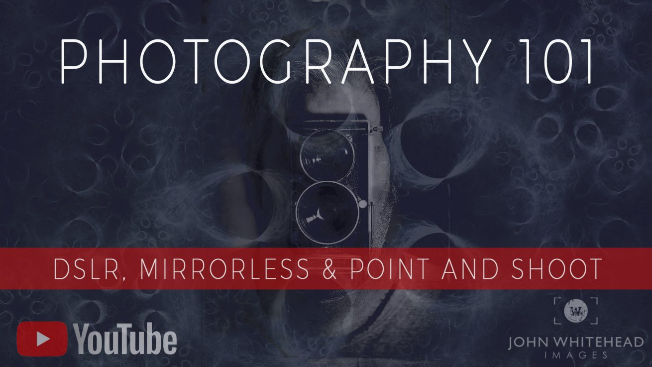 Learn basic photography and how to shoot in manual.